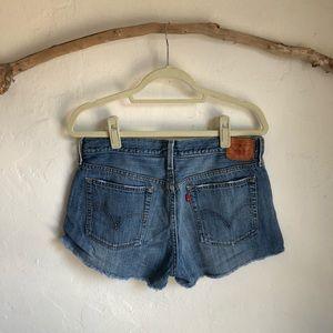Levi's Shorts - Levi's Denim Short
